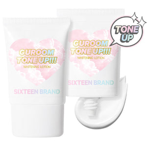 [16 Brand] Guroom Tone Up Lotion, 30ml - beautique-online