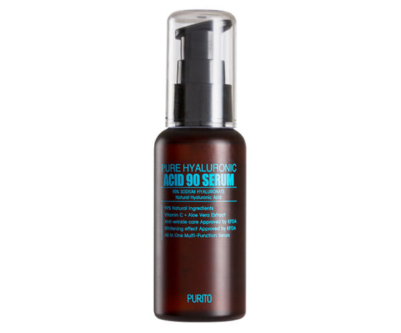 [PURITO] Pure Hyaluronic Acid 90 Serum, 60ml - beautique-online