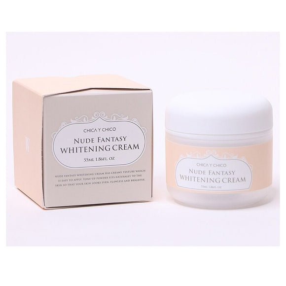 [CHICA Y CHICO] Nude Fantasy Whitening Cream, 55ml - beautique-online