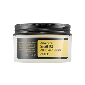 [COSRX] Advanced Snail 92 All In One Cream, 100 g - beautique-online
