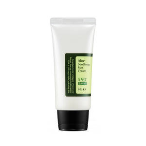 [Cosrx] Aloe Soothing Sun Cream SPF50 PA+++, 50 ml - beautique-online