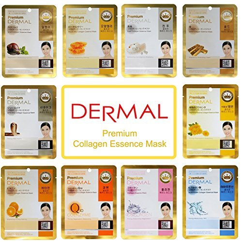 [Dermal] Collagen Essence Mask, 1 pcs - beautique-online