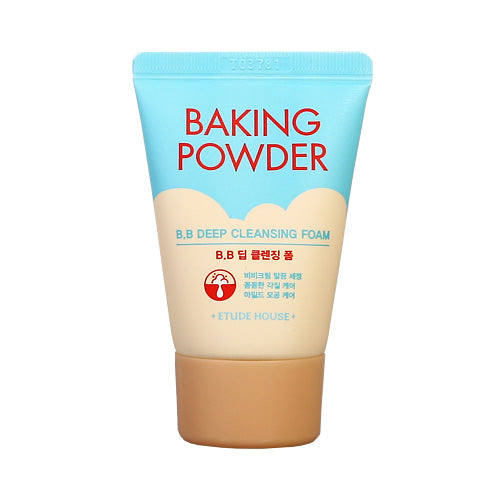 [ETUDE HOUSE] Baking Powder BB Deep Cleansing Foam, 30ml - beautique-online