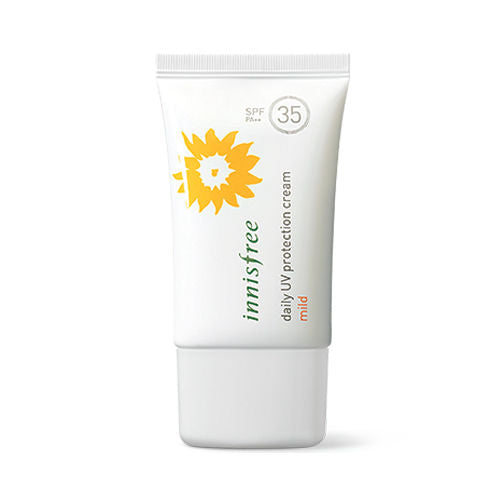 [Innisfree] Daily UV Protection Cream Mild SPF 35 PA++,  50ml - beautique-online