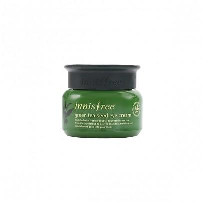 [Innisfree] Green Tea Seed Eye Cream, 30ml - beautique-online