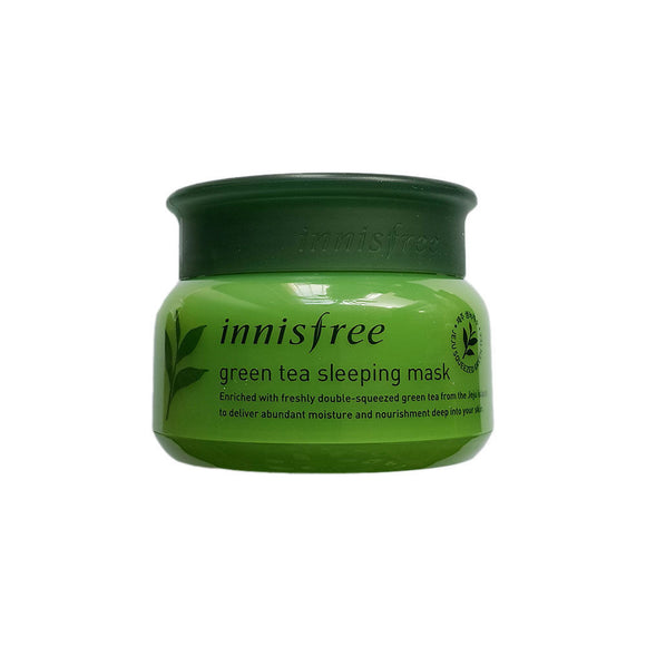 [Innisfree] Green Tea Sleeping Mask, 80ml - beautique-online