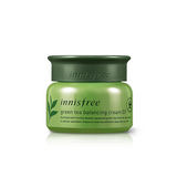 [Innisfree] Green Tea Balancing Cream EX, 50ml - beautique-online