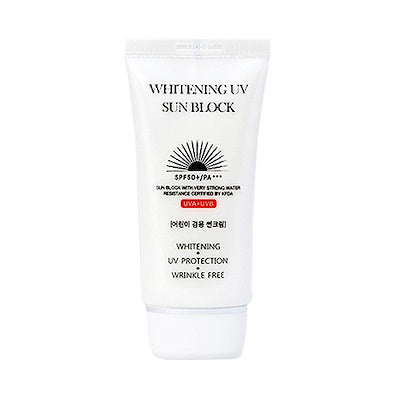 [JIGOTT] Whitening UV Sun Block, 70ml (SPF50+ PA+++) - beautique-online