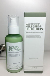 [MANYO FACTORY] Herb Green Lotion, 120ml - beautique-online