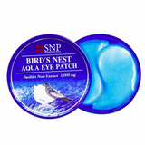 [SNP] Birds Nest Aqua Eye Patch, 1pack (60pcs) - beautique-online
