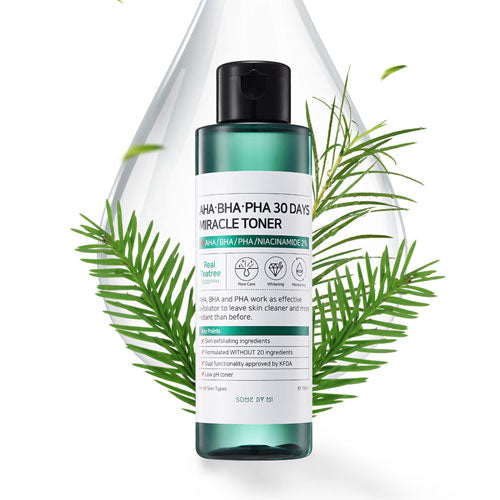 [SOME BY MI]  AHA BHA PHA 30 Days Miracle Toner. Toner for Acne-Prone skin. 150ml - beautique-online