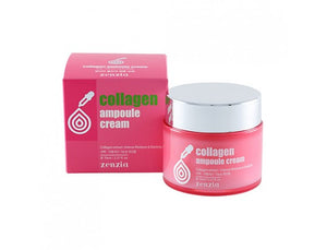 [ZENZIA] Collagen Ampoule Cream, 70ml - beautique-online