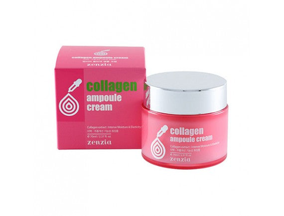 [ZENZIA] Collagen-Ampoule-Cream-by-beautique-online