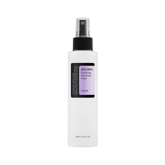 [COSRX] AHA/BHA Clarifying Treatment Toner, 150 ml - beautique-online