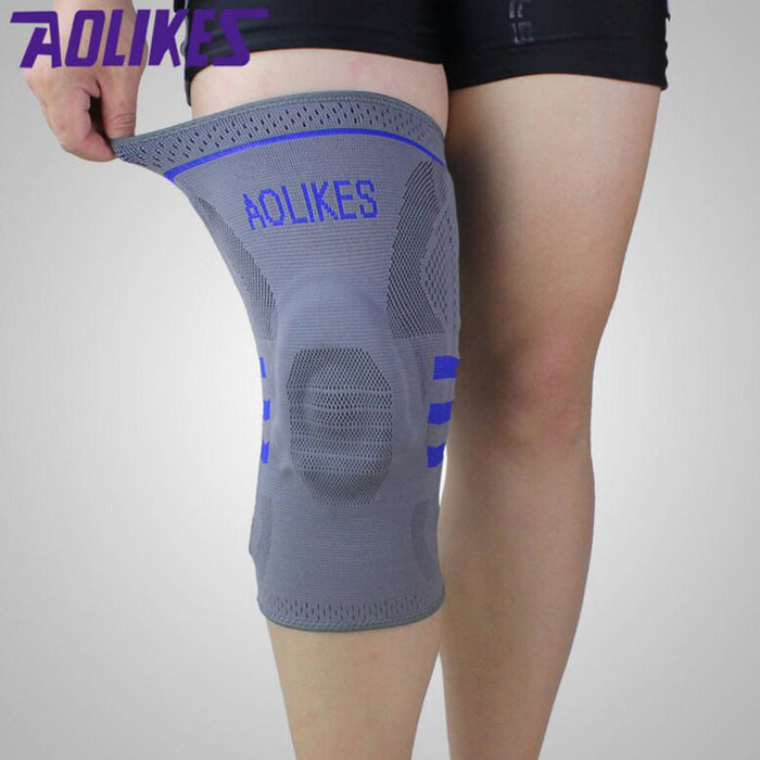 9280abe3ac Nylon Silicon Knee Sleeve - Buy 2 Get the 3rd FREE — GetchaTec