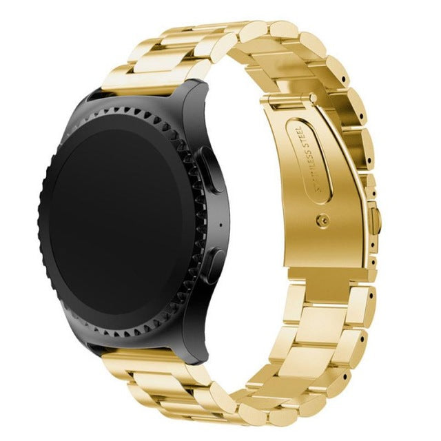7c721531a48 Best Price! 3 colors Stainless Steel Watch Band For Samsung Galaxy Gear S2  Classic SM