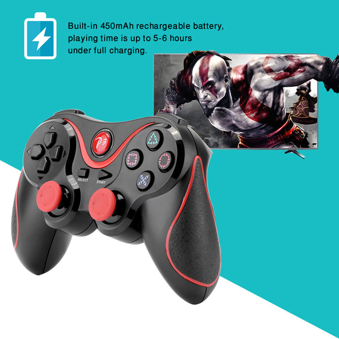 Fornorm Controle Wireless Gamepad Bluetooth Gaming Remote Controller ...