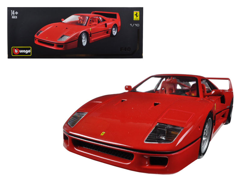 Ferrari F40 Red Original Series 1:18 Model