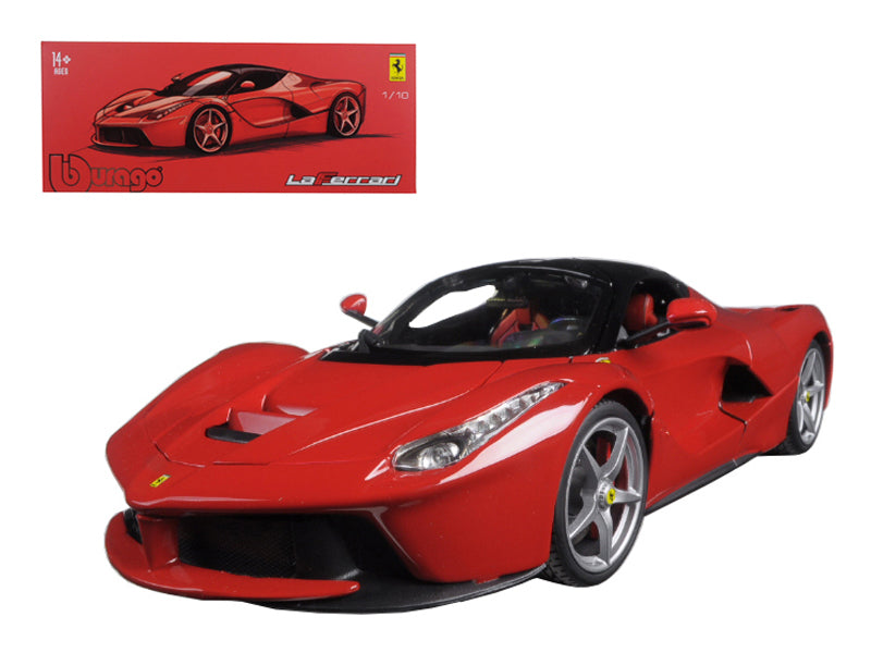 Ferrari LaFerrari F70 Red Signature Series 1:18 Diecast Model Car - Bburago - 16901RD