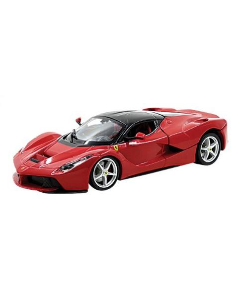 Ferrarai La Ferrari Red / Black 1:24 Diecast Model