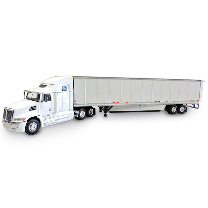 Western Star 5700 XE High Roof w/ 53' Wabash Dry Goods Trailer 1/64 Scale Diecast Model - DCP Diecast Promotions - 34080