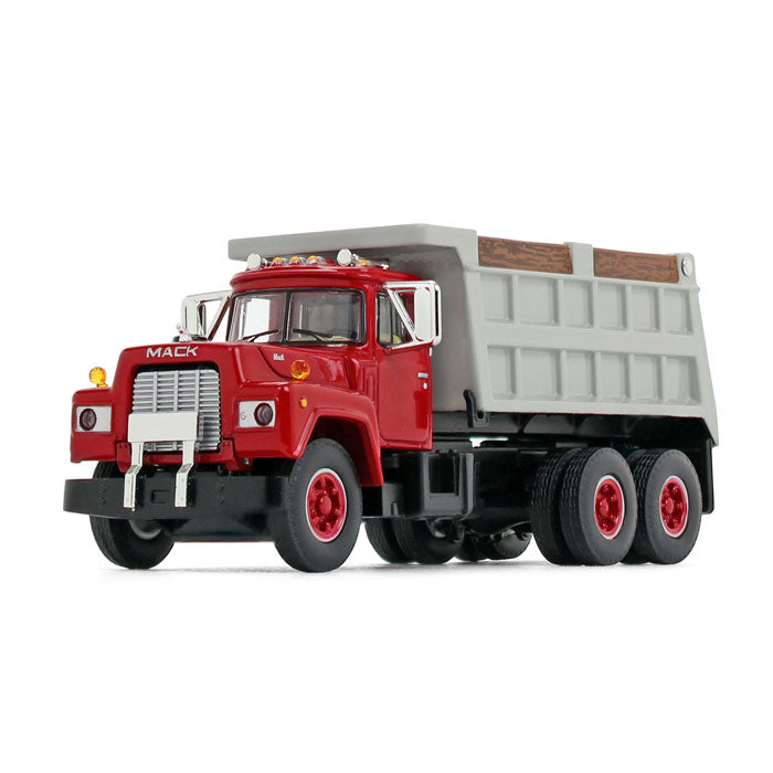 Mack R Dump Truck 1/64 Scale Diecast Model - First Gear - 60-0435