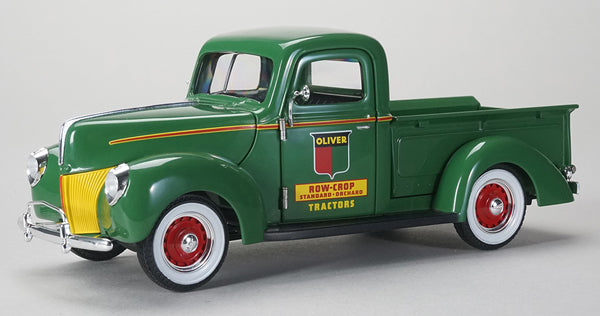 1940 Ford Pickup Truck Oliver 1:25 Diecast Model - SpecCast - 64128