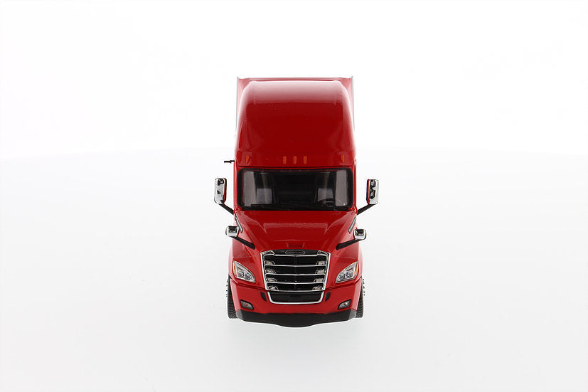Freightliner Cascadia, Red 1:50 Scale Diecast Model Semi Truck - Diecast Masters - 71029