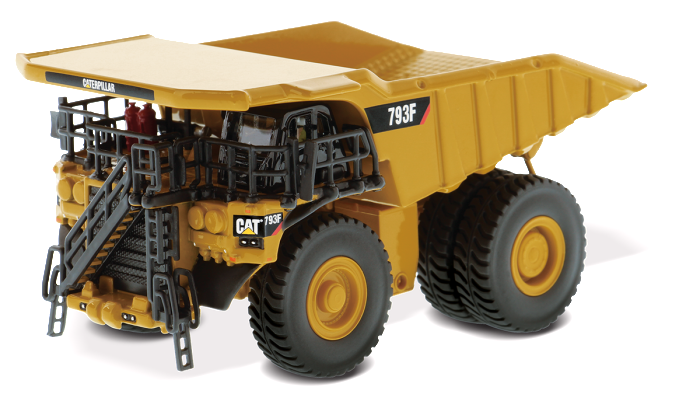 Caterpillar CAT 793F Mining Truck 1:125 Scale Model - Diecast Masters - 85518