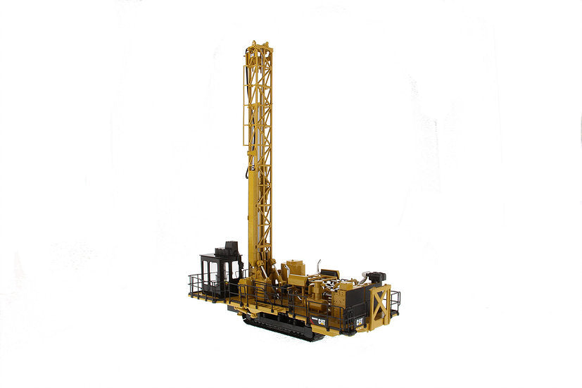"Caterpillar CAT MD6250 Rotary Blasthole Drill with Operator ""High Line Series"" 1:50 Scale Model - Diecast Masters - 85581"