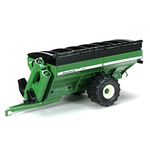Unverferth 1110 Grain Cart w/ Flotation Tires 1:64 SpecCast Model - CUST1208