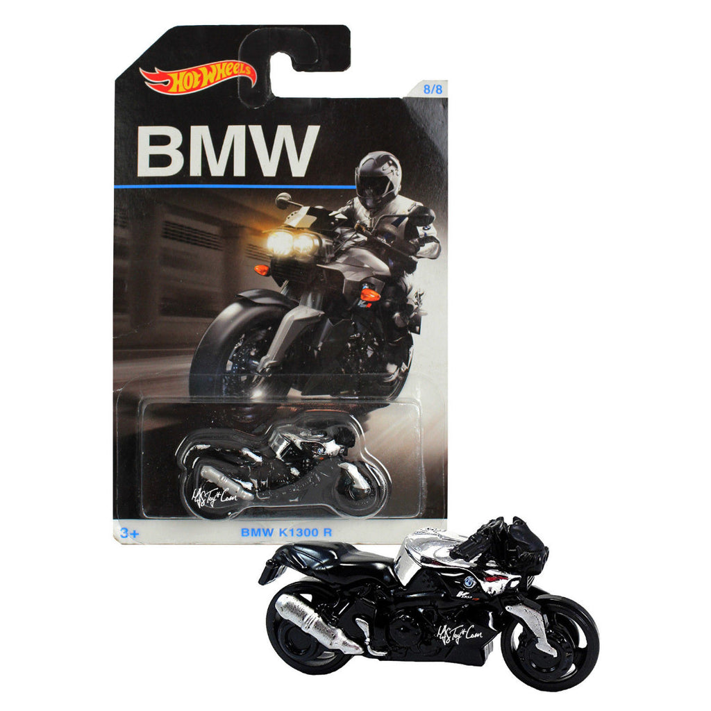 BMW K1300R Anniversary Collections Series 1:64 Scale Diecast Model - Hotwheels - DJM79-959A