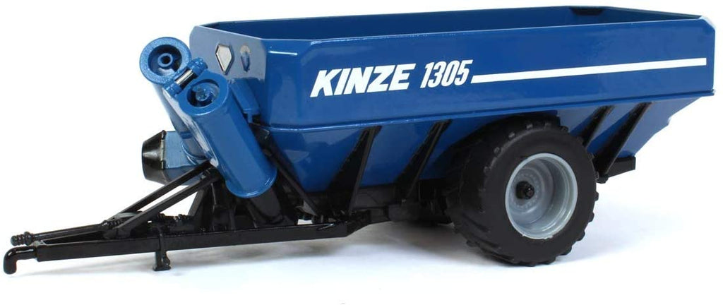 Kinze 1305 Sof-Tread Grain Cart 1:64 Diecast Model - Spec Cast - GPR1325