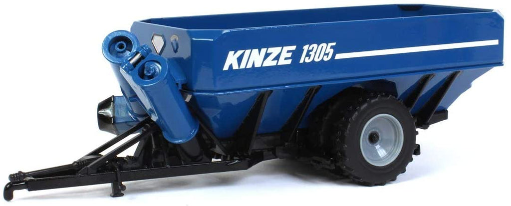 Kinze 1305 Row Crop Grain Cart with Duals 1:64 Diecast Model - Spec Cast - GPR1327