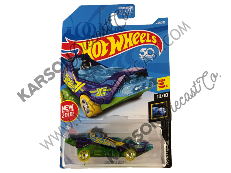 Hover & Out 50th Anniversary X-Raycers - Hot Wheels - L2593-982M