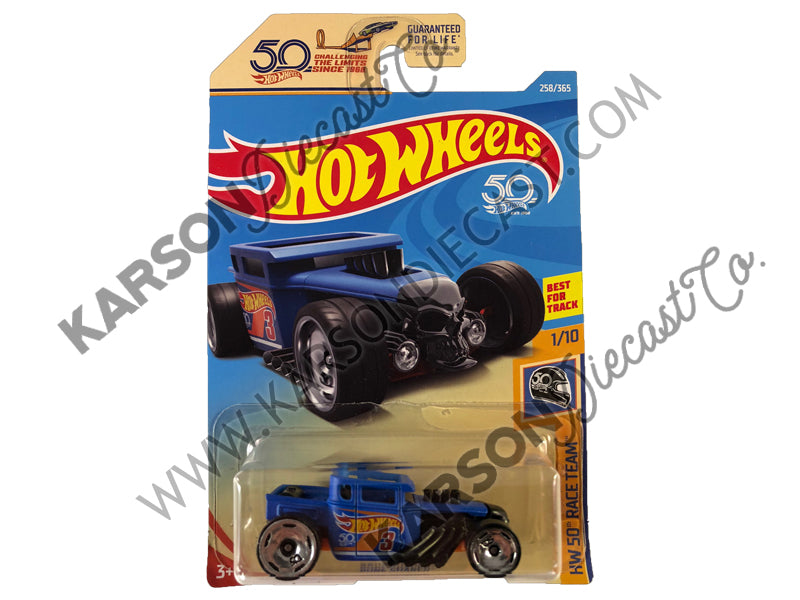 Bone Shaker 50th Anniversary Race Team - Hot Wheels - L2593-982M