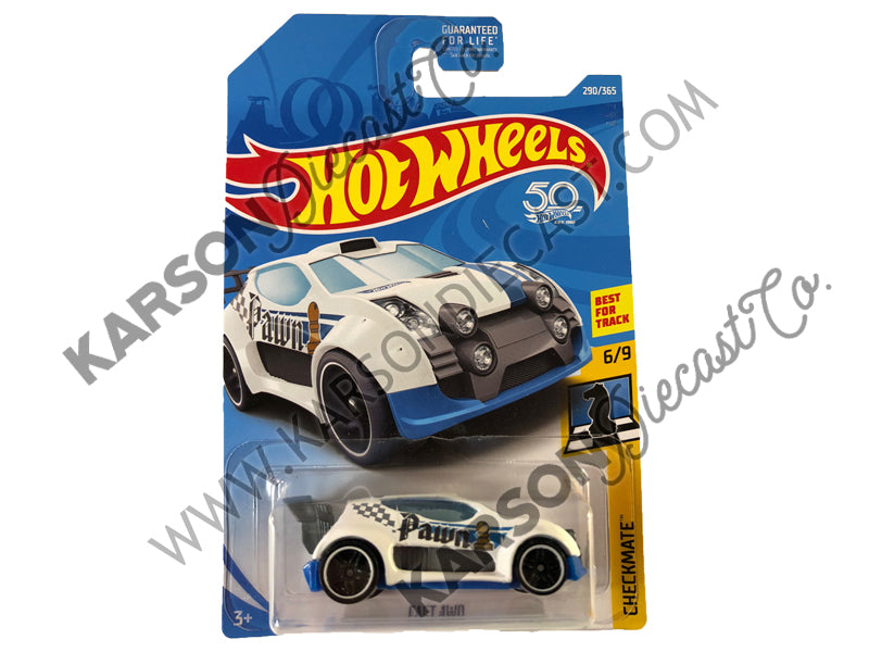 Fast 4wd 50th Anniversary Checkmate - Hot Wheels - L2593-982M