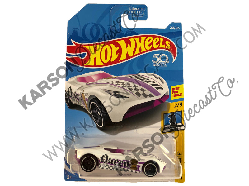Velocita 50th Anniversary Checkmate - Hot Wheels - L2593-982M