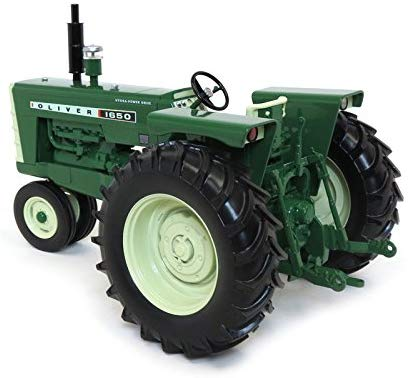 Oliver 1650 w Narrow Front 1/16 Scale Diecast Tractor - Speccast - SCT559