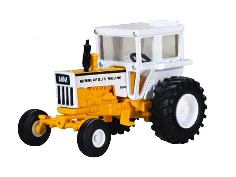 Minneapolis Moline G850 Tractor with Cab 1:64 Scale Diecast Model - SpecCast - SCT766