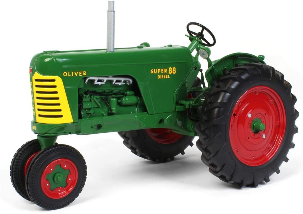 Oliver Super 88 Narrow Front Tractor 1:16 Scale Diecast Model - SpecCast - SCT767