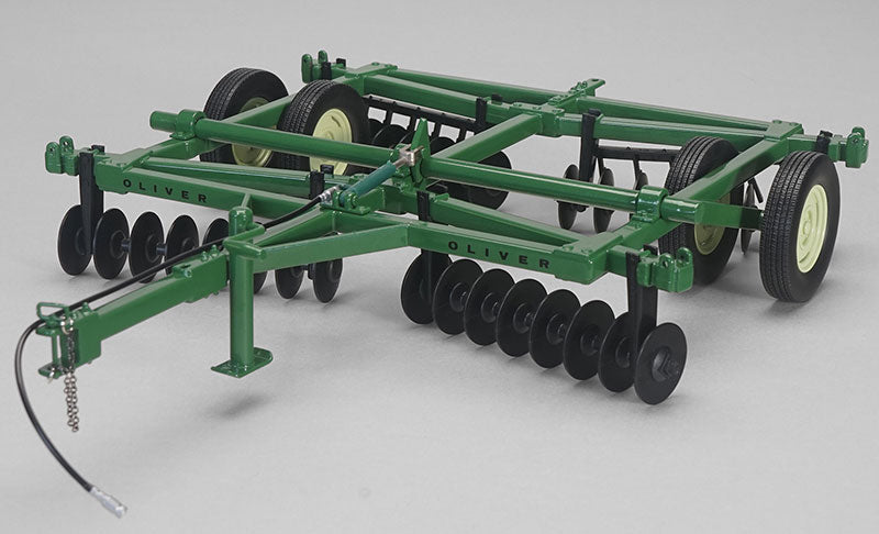 Oliver 242 Disc Harrow 1:16 Farm Diecast Model - SpecCast - SCT768