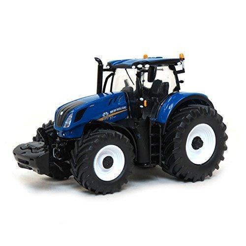 New Holland T7.315 Tractor 1:64 Diecast Model - SpecCast - ZJD1773