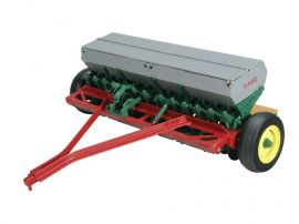 Case Grain Drill, High Detail 1:16 Scale Diecast Model - SpecCast - ZJD1851