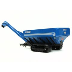 Kinze 1300 Track Grain Cart 1:64 Diecast Model - Spec Cast - GPR1316