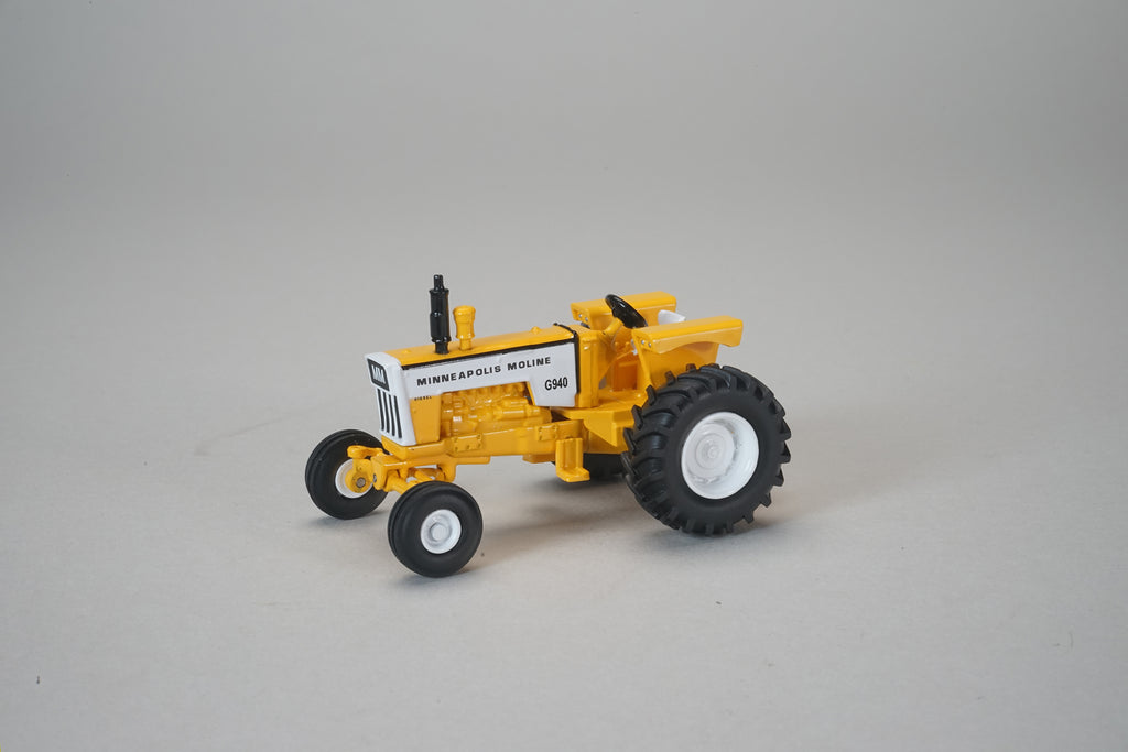 Minneapolis Moline G940 Wide Front Tractor 1:64 Diecast Model - SpecCast - SCT681