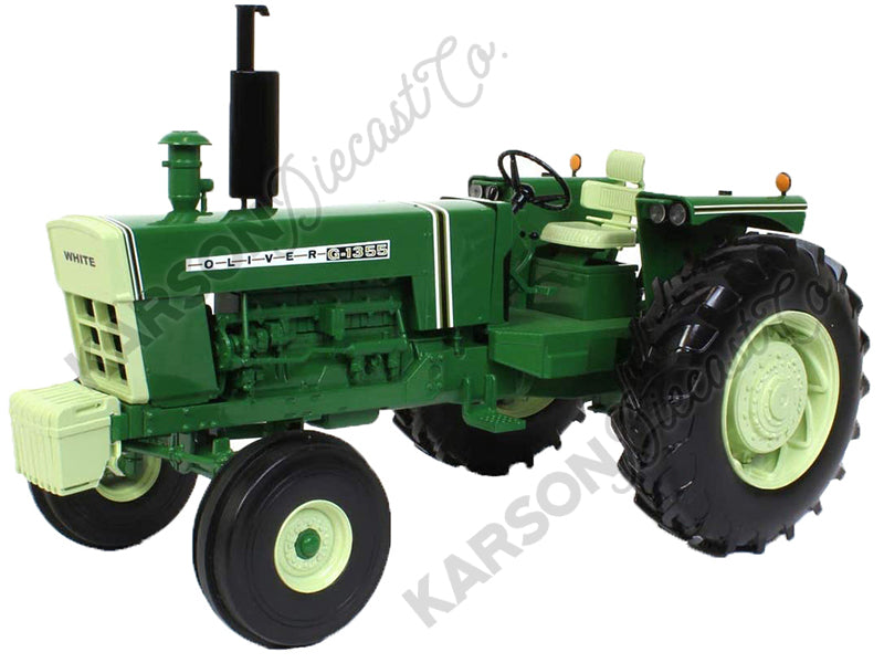 Oliver G-1355 Tractor 1:16 Diecast Model - Spec Cast - SCT741