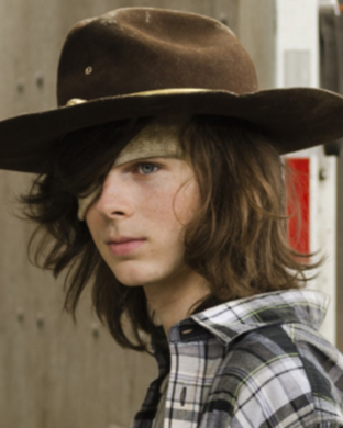 Carl Grimes - Closet Full of Wax