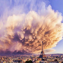 Load image into Gallery viewer, Clouds Over Paris - Closet Full of Wax