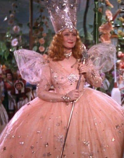 Glinda the Good Witch - Closet Full of Wax